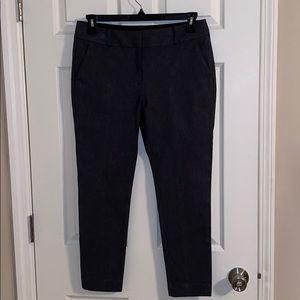 💜 Ann Taylor Loft Julie Skinny Gray Pants